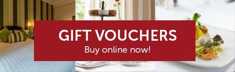 Bedford Hotel gift vouchers - buy online