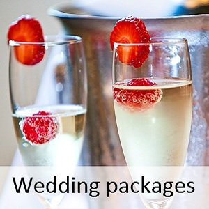 Wedding packages at The Bedford Hotel