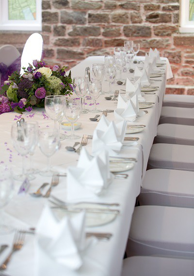 Wedding Top Table at The Bedford Hotel