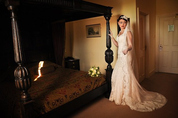 Bridal Suite at The Bedford Hotel