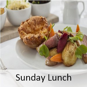 Sunday Lunch at The Bedford Hotel
