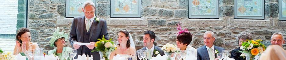 Wedding at The Bedford Hotel in Tavistock Devon