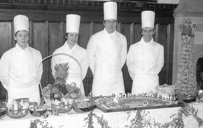 Bedford Hotel Chefs 1983