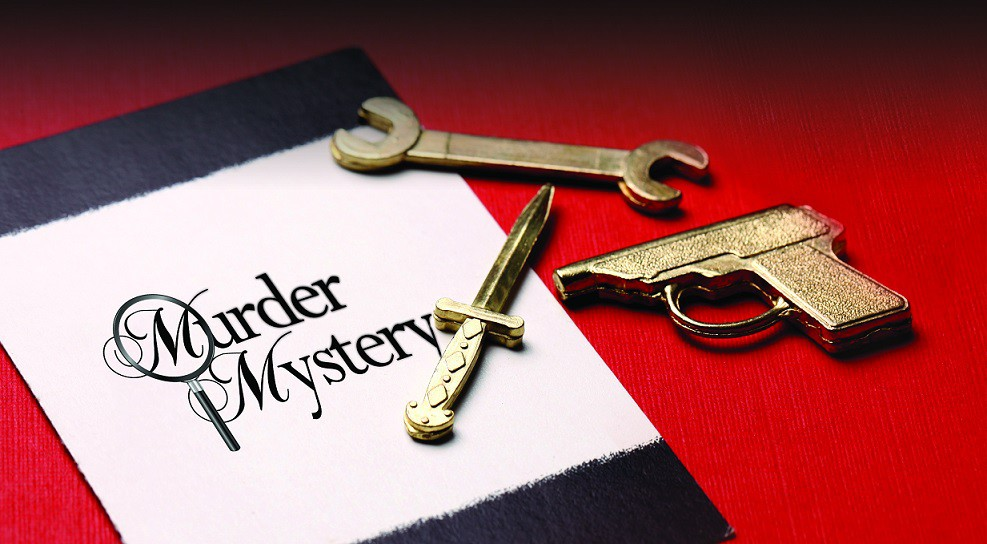 Murder mystery at The Bedford Hotel in Tavistock Devon