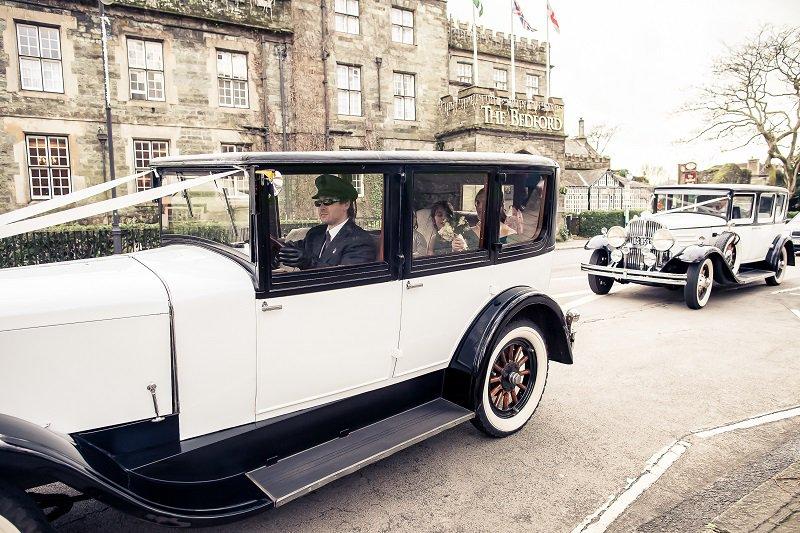 Bedford Hotel wedding