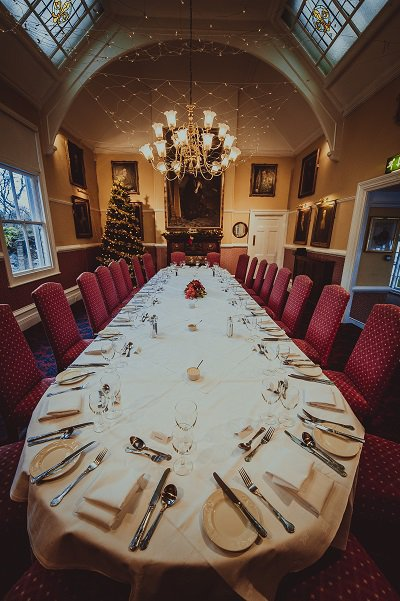 Christmas private dining at The Bedford Hotel