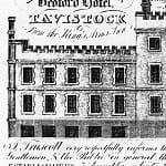 Old drawing Bedford Hotel