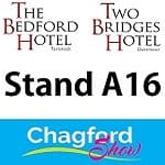 See us on stand A16 at the Chagford Show