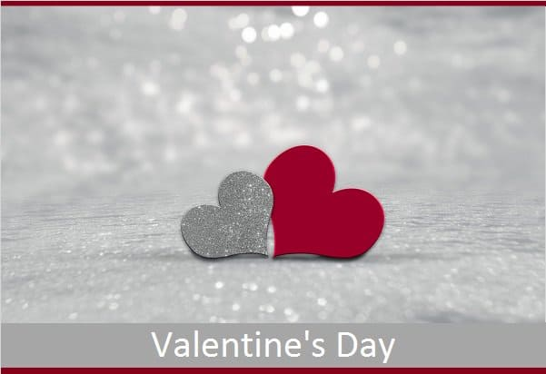 Valentine's Dat at The Bedford Hotel
