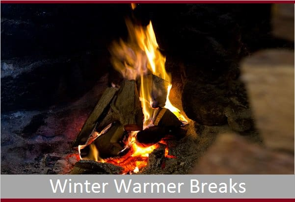 Winter Warmer Breaks at The Bedford Hotel