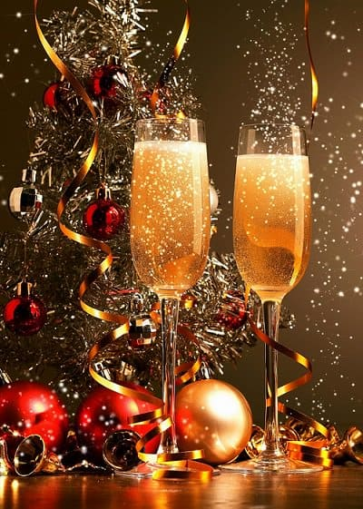 Christmas celebration at The Bedford Hotel