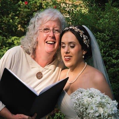 Sandy Buckle - wedding celebrant