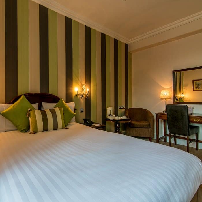 Bedford Hotel slaapkamer