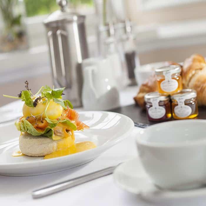 Bedford Hotel ontbijt