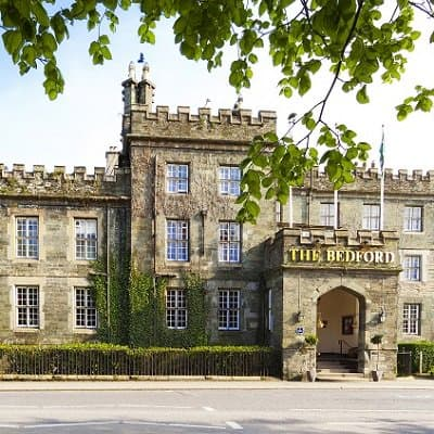 The Bedford Hotel front