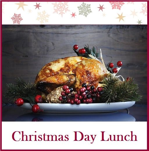 Christmas Day lunch at The Bedford Hotel