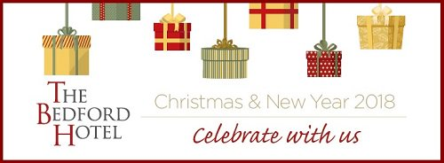Christmas and New Year at The Bedford Hotel