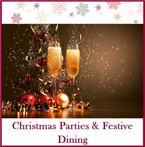 Christmas Parties and festive dining at The Bedford Hotel