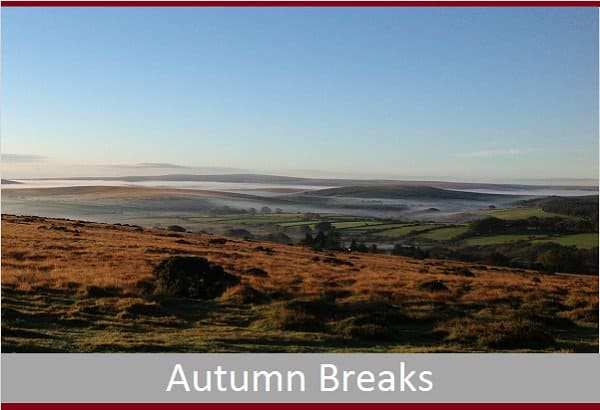 Autumn breaks in Devon