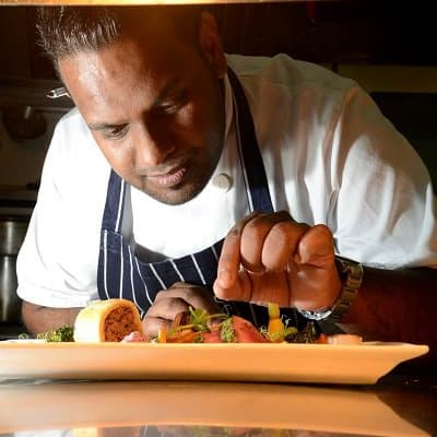 The Bedford Hotel chef
