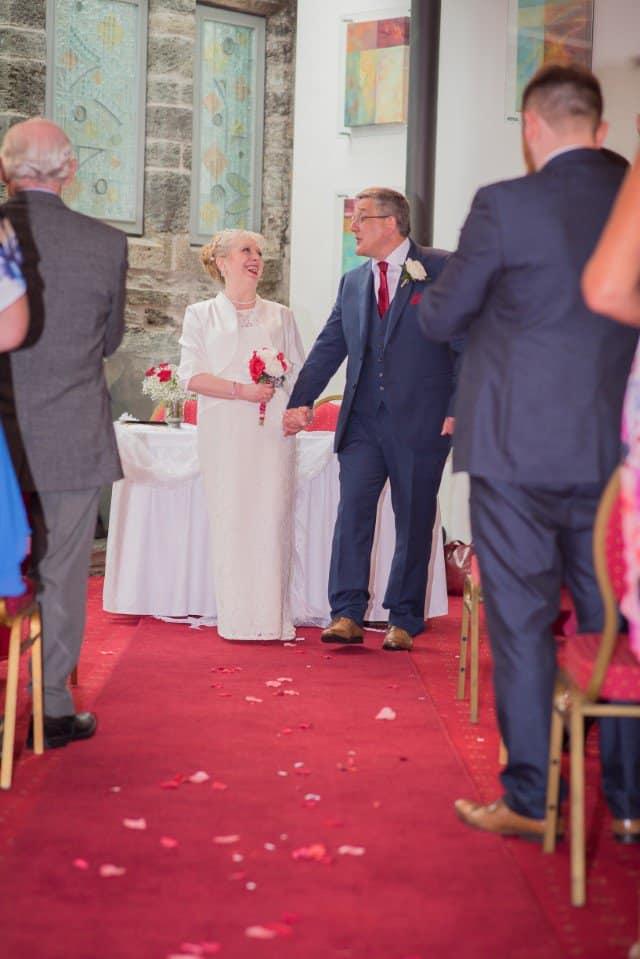 Bedford Hotel civil ceremony