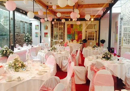 Bedford Hotel wedding