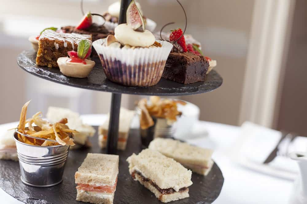 Afternoon Tea at The Bedford Hotel