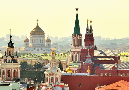 An Englishman in Moscow - 1st May