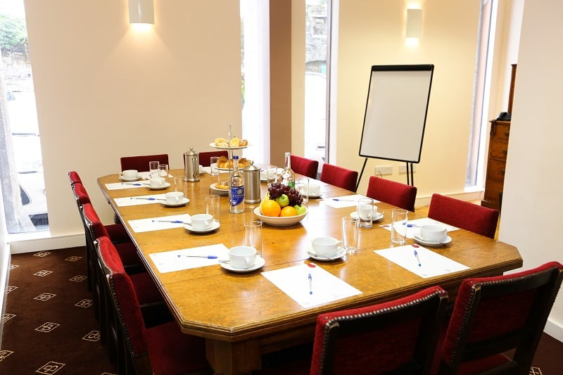 Conference meeting at The Bedford Hotel in Tavistock