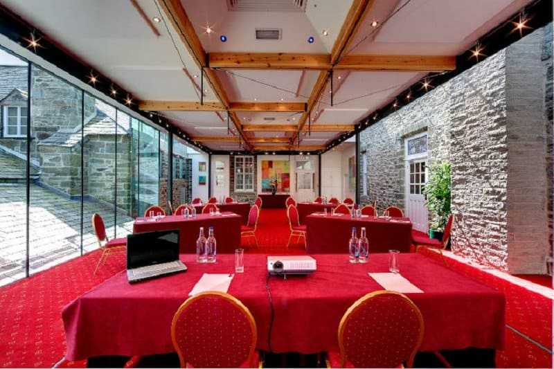 Conference meeting at The Bedford Hotel