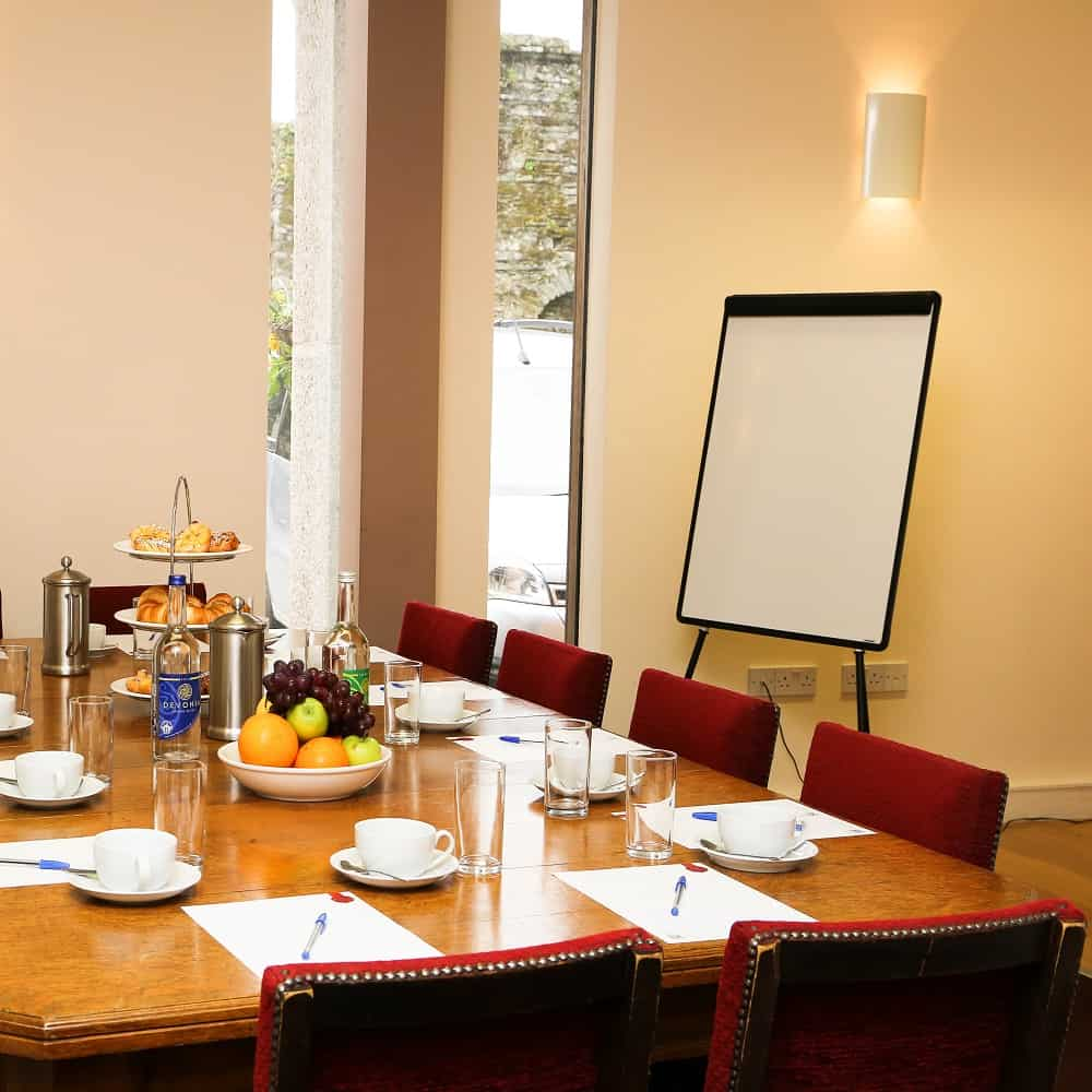 Meeting at The Bedford Hotel in Tavistock