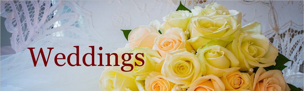 Weddings at The Bedford Hotel