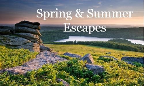 Spring break in Devon