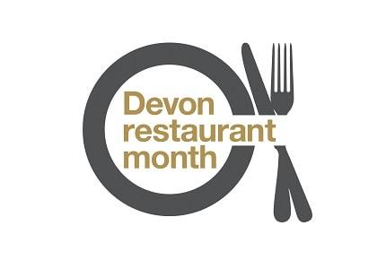 Devon Restaurant Month logo