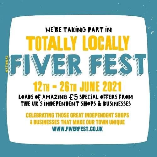 Fiver Fest banner